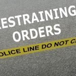 restraining order against your ex